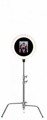 Fotobox Ringlight Edition
