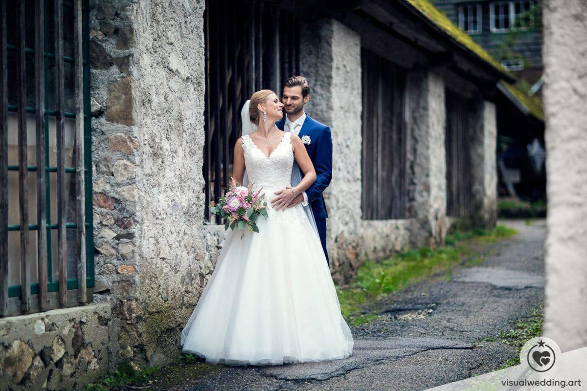 Hochzeitsfotograf Paarshooting Traunkirchen Traunsee