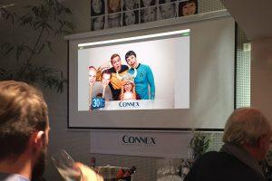 Making-of Firmenfeier Fotobox Connex