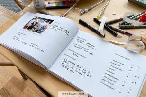 Making-of Geburtstagsfeier Fotobox Buzzern