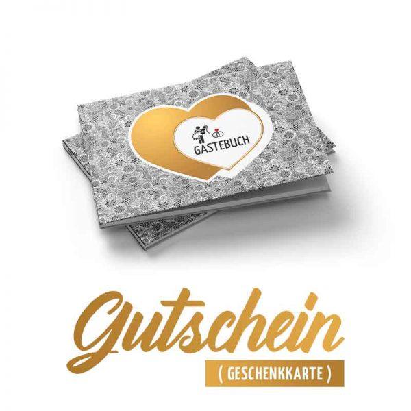 Gutschein Gaestebuch