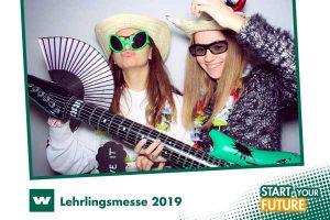 Lehrlingsmesse Fotobox